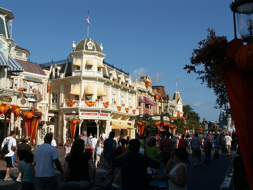Main Street U.S.A