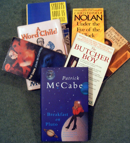 Some of my Irish books