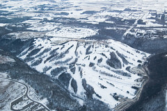 Afton Alps (Aaron Landry) Tags: snow ski minnesota skiing aviation afton slopes skislope aftonalps