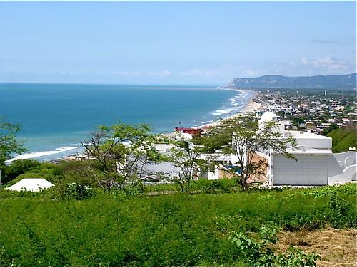 Ecuador Pacific View