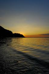 anilao-sunset