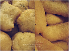 zeppole e crocch. (*northern star) Tags: food macro yellow dinner canon eat giallo napoli fried cena cibo italianfood mangiare croquettes zeppole northernstar fritto frittelle neaples donotsteal allrightsreserved crocch northernstarandthewhiterabbit northernstar pastacresciuta usewithoutpermissionisillegal northernstarphotography ifyouwannatakeitforpersonalusesnotcommercialusesjustask