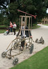 20080409_1849 Premonitions of Conflict (williewonker) Tags: art public wheels transport australia victoria vehicle rocket 2008 werribee helenlempriere nationalsculptureaward friendlychallenges