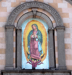 Virgen De Guadalupe ( Jovas  ) Tags: church mxico faith iglesia tijuana guadalupe tj f catedraldetijuana