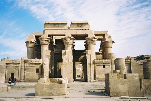 Templo de Kom Ombo, Egipto