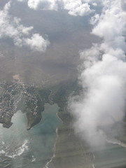 St. Lucia From the Air