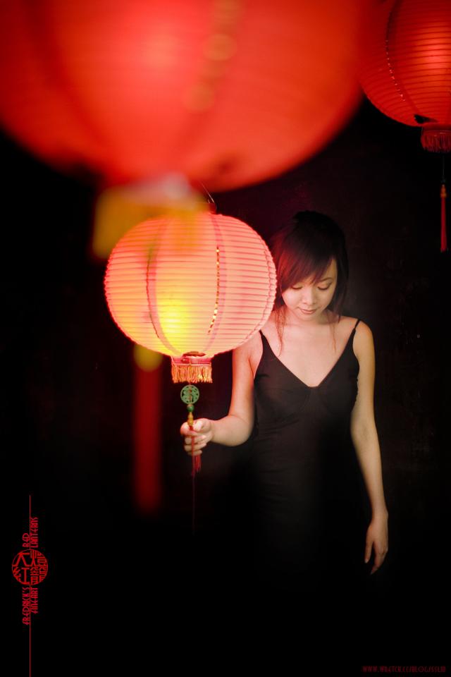 【大紅燈籠】等待愛情