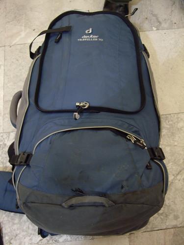 travel southamerica lost traveller backpack airlines baggage backpacker tam copa deuter tamairlines copaairlines