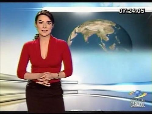 Silvia Corzo - Noticias Caracol 20081128-clima-03