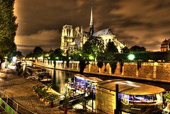 Notredam (MDSimages.com) Tags: world lighting city travel light sky urban sculpture paris france building church glass seine architecture night clouds digital river island photography lights flying blog media worship europe european catholic cathedral state district union capital religion gothic gray may 4th eu structure stained processing spiritual fourth 2008 arrondissement iledefrance renaissance metropolitan hdr notredamedeparis westerneurope notredam buttress iledelacite frenchgothic archbishop cathedra ourlady ledelacit administrative rpubliquefranaise archdiocese frenchrepublic naturalism rgionparisienne republiquefrancaise ourladyofparis michaelsteighner mdsimages hyliteproductions photomike07 mdsimagescom hylitecom
