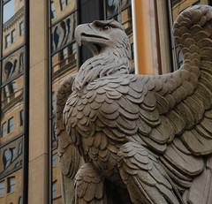 Eagle Statue 002 by ManoharD, on Flickr