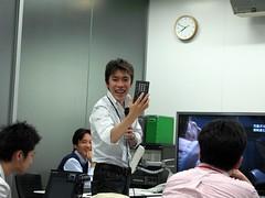 近未来テレビ会議@SONY 19