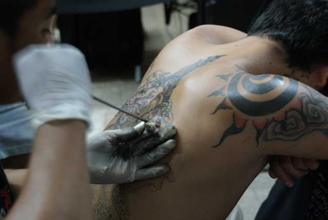tattoo yakuza and tribal of tattoo show 2