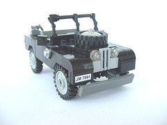 Land Rover Series II 4x4 (pitrek02) Tags: