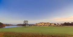 'Holkham Hall' (Jonathan Casey) Tags: holkham hall holkhamhall norfolk england stately home house d810 zeiss carlzeiss 21mm