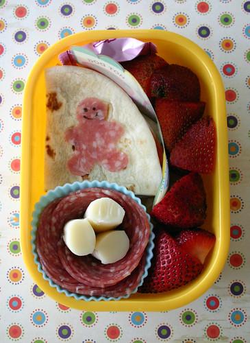 Preschool Bento #178: May 13, 2009