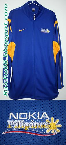 Nike Nokia Pilipinas  youth Jacket