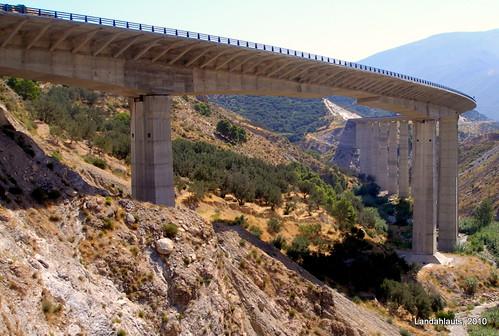 A-44 -  Autovía de Sierra Nevada - Autovía Balién-Motril