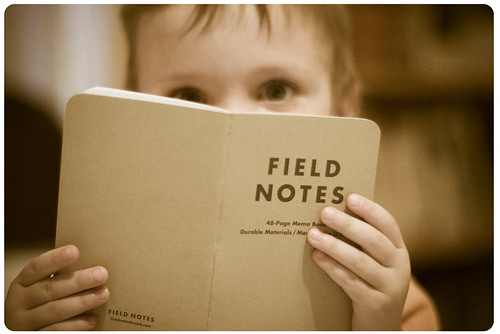 Field Notes by Luzbonita on Flickr