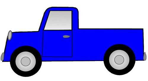 blue ute pickup truck sketch clipart lg 15 cm long rh djibnet com red pickup truck clipart vintage pickup truck clipart