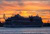AIDAsol (HATOgrafie) Tags: sonnenuntergang hamburg hamburgerhafen aida hafencity kreuzfahrt kreuzfahrtterminal aidasol