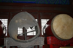 Gulou Beijing Drum Tower Original Drum