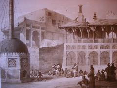 Sehwan in the 19th century (msb1606) Tags: pakistan saint asia sufi sindh lal shahbaz sehwan qalandar