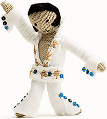 Knit Elvis