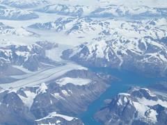 Thrym Glacier, East Greenland