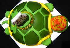 turtle cake 17 crop (CharmChang) Tags: birthday cake turtle pastry