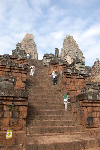 Pre Rup 變身塔