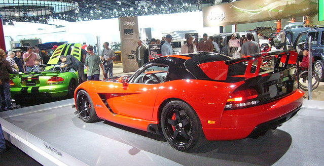auto show california cars cali losangeles los downtown angeles autoshow center exotic dodge viper 2008 staples automobiles laautoshow srt10 worldcars