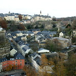 Luxembourg: Faubourg du Gründ