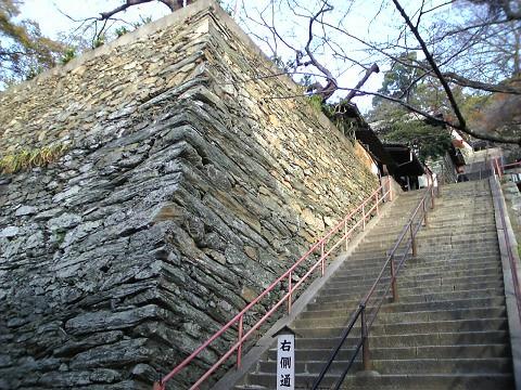 紀三井寺-結縁坂