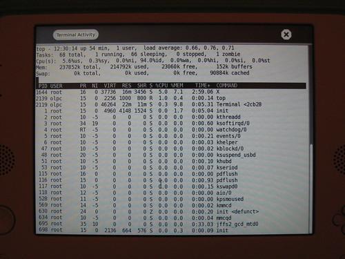 OLPC Terminal