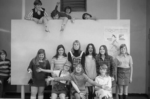 Clairton PA St. Clare Class 1971