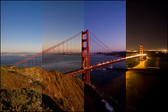 Golden Gate time lapse (Simon Christen - iseemooi) Tags: california sunset favorite timelapse san francisco goldengate 5photosaday