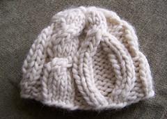 An unoriginal (but only 45 yard) hat