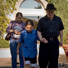 Family On A Walk ('SeraphimC) Tags: family woman man delete10 canon delete9 walking delete5 delete2 child delete6 delete7 delete8 delete3 delete save fashionisland 5d californian delete4asa