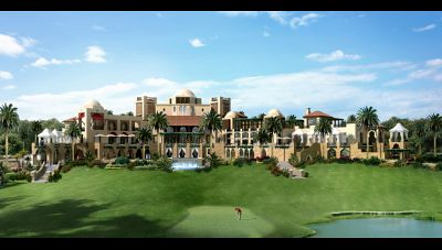 tiger woods dubai clubhouse