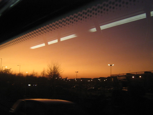 Sunset by Bus 1