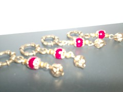 stitchmarkers4 007 (crochet-along) Tags: knitting crochet knit craft jewellery yarn crocheting stitchmarkers