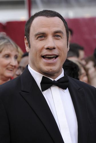 John Travolta  Premios Oscar 2008