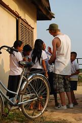 Espen fr kontakt (Solborg Folkehgskole) Tags: thailand media globalvillage kambodsja