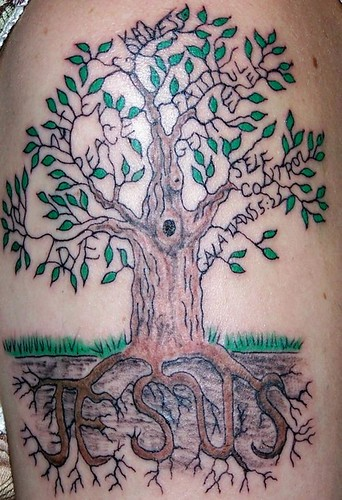 Tree of Life Tattoo,tattoos,tattoo designs