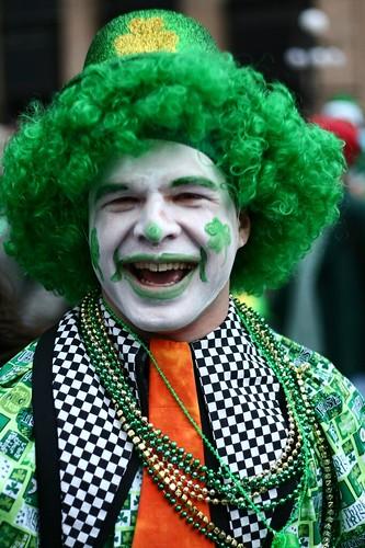 Happy St Patrick's Day: St Patrick's Day Parade