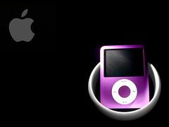 Ipod Nano (Nathy Hara) Tags: pink apple ipod rosa retouch ipodnano lightseffects efeitosdeluz terceiragerao 3gerano