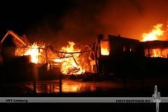 2008-Apr-08 Bedrijfsbrand Gruitrode