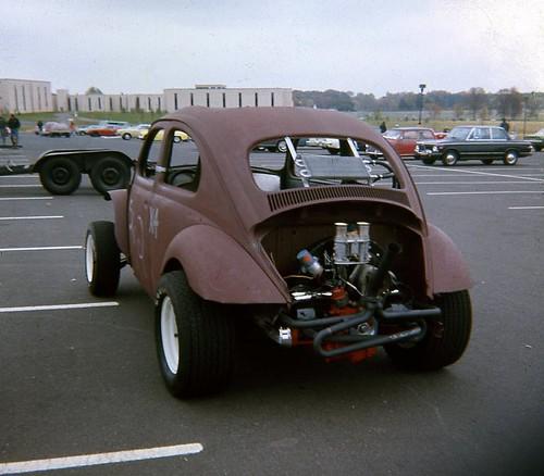 Mod VW Bug Autocross MCCC Oct74