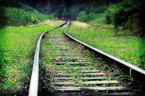 São Roque Railroad (by Chaval Brasil)